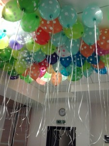 baloane cu buline