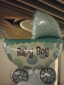 carucior baby boy