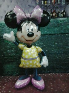 Minnie folie