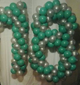 18 din baloane