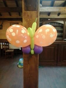 fluturi baloane
