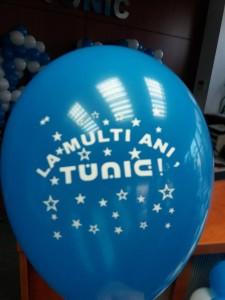 baloane personalizate tunic