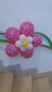 floare-din-baloane-agatata-fucsia