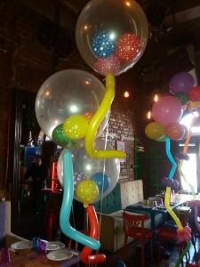 baloane cu heliu cu balonase 2